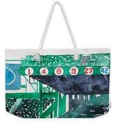 Boston Retired Numbers Weekender Tote Bag