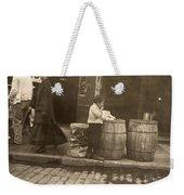 Boston: Slums, 1909 Weekender Tote Bag
