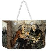 Boswell And Johnson, 1786 Weekender Tote Bag