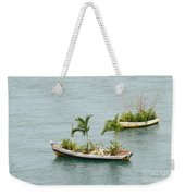 Botanic Garden On The Water Weekender Tote Bag
