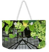 Botanical Illusions Weekender Tote Bag