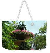 Botanical Sky Weekender Tote Bag