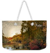 Botanical Wetlands Weekender Tote Bag
