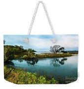 Botany Bay Marshland Weekender Tote Bag