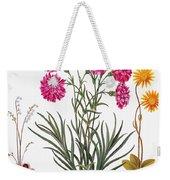 Botany: Flowers, 1613 Weekender Tote Bag