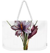 Botany: Saffron Weekender Tote Bag by Granger