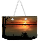 Botswanna Sunset Weekender Tote Bag