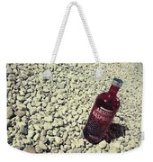 Bottle And The Beach  Weekender Tote Bag