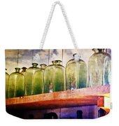 Bottle Row Weekender Tote Bag