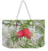 Bottlebrush Weekender Tote Bag