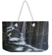 Bottom Of A Waterfall #3 Weekender Tote Bag