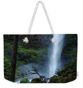 Bottom Of Watson Falls Weekender Tote Bag