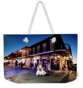 Boubon Bride - New Orleans Weekender Tote Bag
