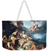 Boucher: Abduction/europa Weekender Tote Bag