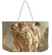 Boucher: Three Graces, 18 C Weekender Tote Bag