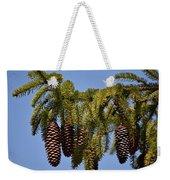 Boughs Of Pine Cones Weekender Tote Bag