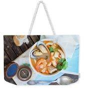 Bouillabaisse II Weekender Tote Bag