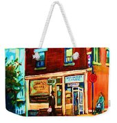 Boulangerie Cachere Weekender Tote Bag