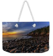 Boulder Beach Sunrise Weekender Tote Bag