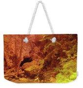 Boulder Cave  Weekender Tote Bag