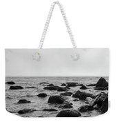 Boulders In The Ocean Weekender Tote Bag