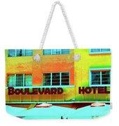 Boulevard Weekender Tote Bag