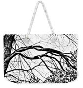 Bound Together In A Love Knot Weekender Tote Bag