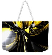 Bounded By Light Abstract Weekender Tote Bag