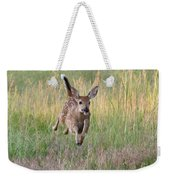 Bounding Bambi Weekender Tote Bag