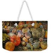 Bountiful Fall Harvest Weekender Tote Bag