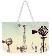 Bountiful Windmills Weekender Tote Bag