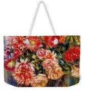 Bouquet 1913 Weekender Tote Bag