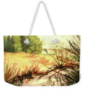 Bouquet Canyon Wash 2 Weekender Tote Bag