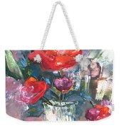 Bouquet De Chez Moi 01 Weekender Tote Bag