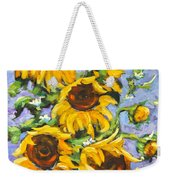 Bouquet Del Sol Sunflowers Weekender Tote Bag