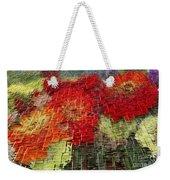 Bouquet Of Colors Weekender Tote Bag