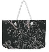 Bouquet Of Flowers  Weekender Tote Bag