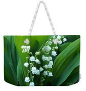 Bouquet Of Happiness Weekender Tote Bag