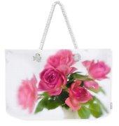 Bouquet Of Roses II Weekender Tote Bag