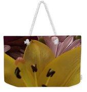 Bouquet Of Beauty Weekender Tote Bag