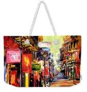 Bourbon Street Dazzle Weekender Tote Bag
