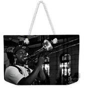 Bourbon Street Tbone Weekender Tote Bag