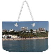 Bournemouth Beaches Weekender Tote Bag
