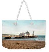Bournemouth Pier No 2 Weekender Tote Bag