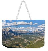 Bow River Beauty Weekender Tote Bag