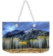 Bow Valley Parkway Banff National Park Alberta Canada II Weekender Tote Bag