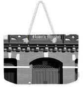 Bowery Mission Weekender Tote Bag