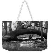 Bowing Under Pressure Weekender Tote Bag