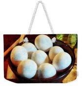 Bowl Of Eggs Weekender Tote Bag