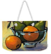 Bowl Of Fruit 4 Weekender Tote Bag